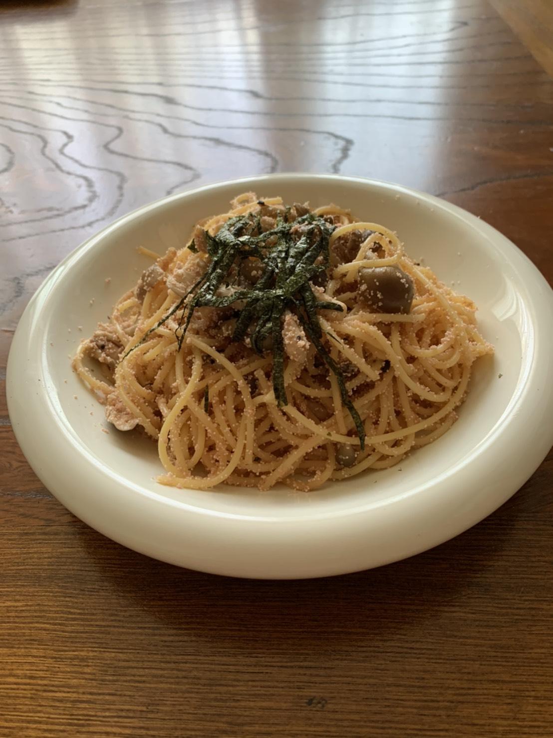 スパゲティ たらこ